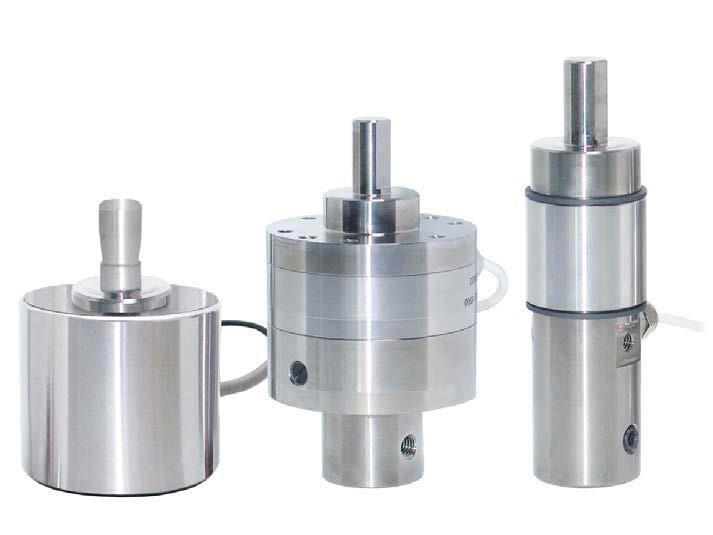 Celda de carga de compresión - 8552, 8451 - Celda de carga de compresión - 8552, 8451
