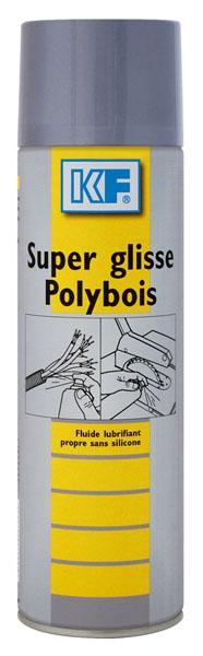 Lubrifiants - SUPER GLISSE POLY BOIS