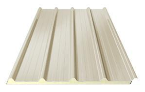 Roof panels and insulated roof sheets