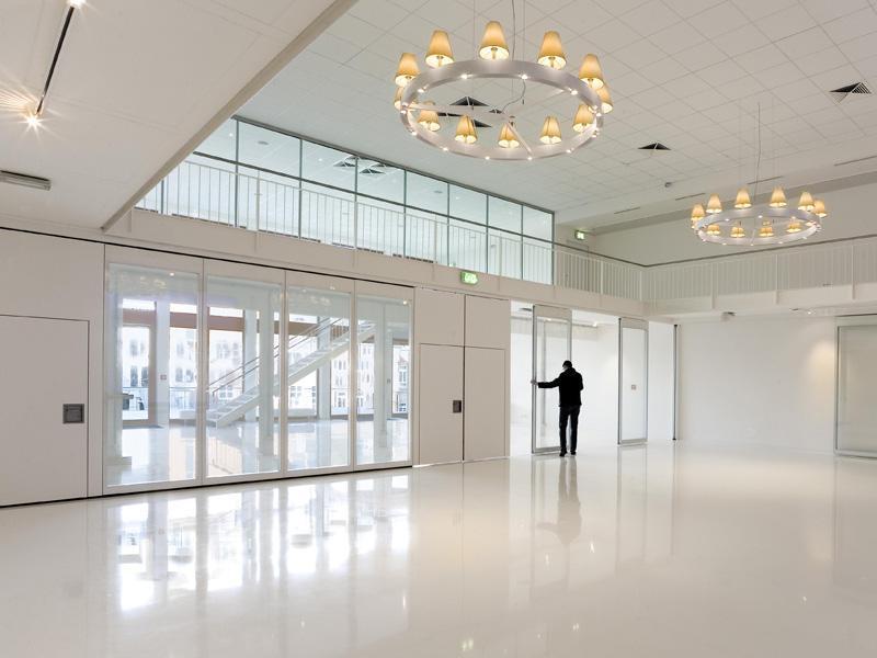 Movable walls - Premium Glass®