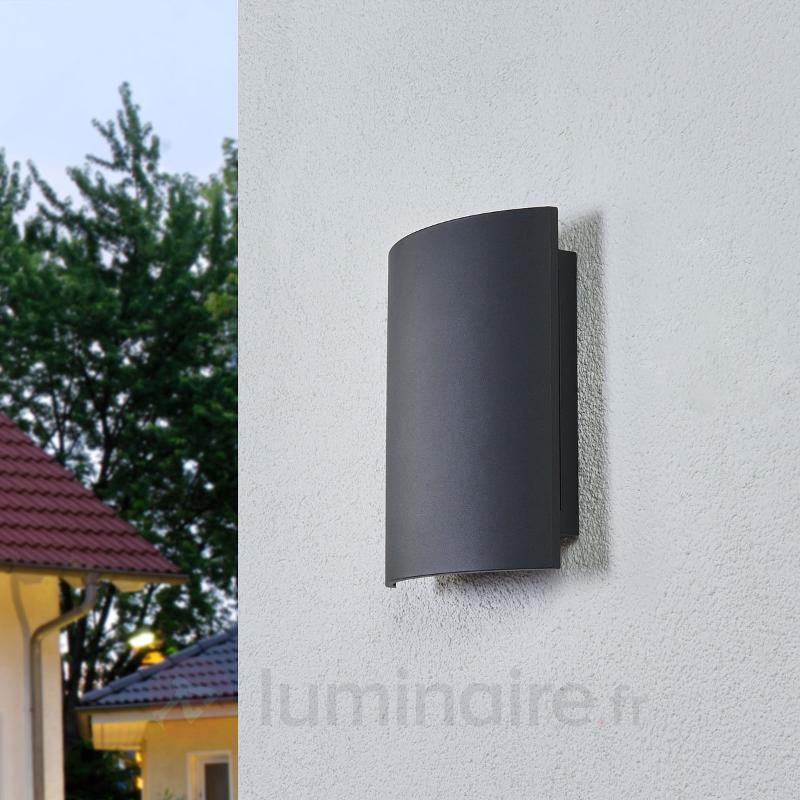 IP54 - applique extérieure LED Tyra en alu - Appliques d'extérieur LED