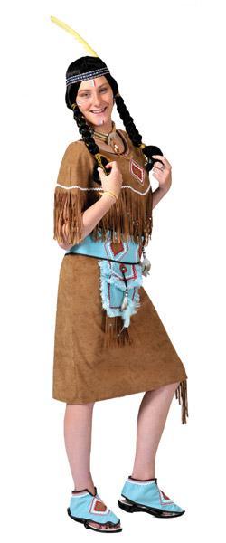 Costume d'indienne - Articles de fête et Carnaval