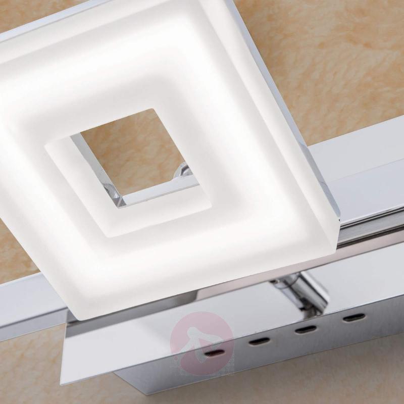 David LED Wall Light Three Bulbs 58 cm - Wall Lights