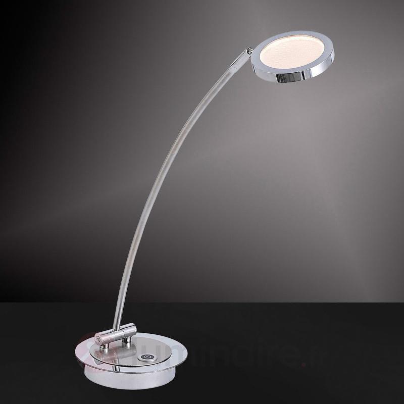Lampe à poser LED pivotante et rotative Nola - Lampes de bureau LED