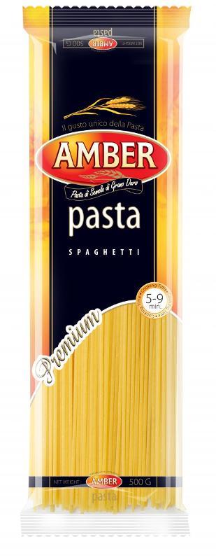 Durum wheat pasta - Amber Spageti