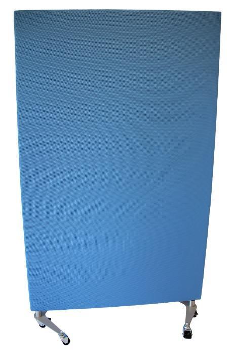 Cloison sur pieds et sur poteaux - Cloison acoustique mobile