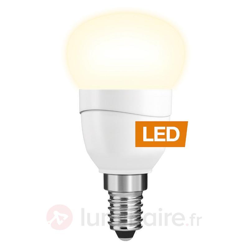 Ampoule goutte LED E14 5 W 927 - Ampoules LED E14