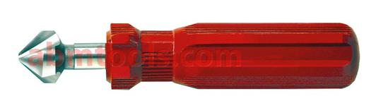 Handy Burr - Handy Burr are used for chamferring holes in panels for deburring tube ends.