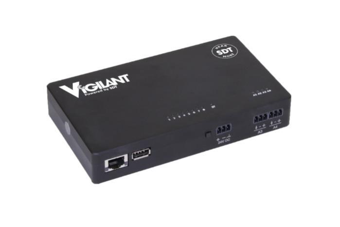 Vigilant - Monitoreo de condición en línea