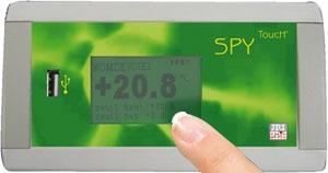 Centrales filaires - SPY TOUCH' U sans sonde - null