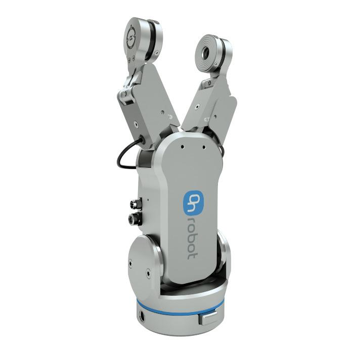 2 Finger Gripper RG2-FT - SMART ROBOT GRIPPER WITH IN-BUILT FORCE/TORQUE AND PROXIMITY SENSOR