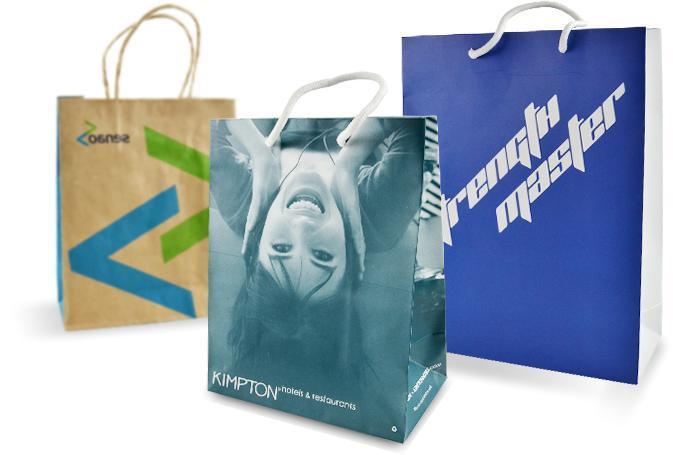 Sac en papier - vous fournir des sacs en papier attrayants