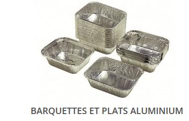 barquettes alimentaires