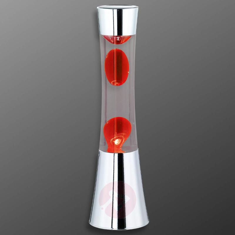 Jarva lava lamp for a cosy atmosphere - Indoor Decorative Lights
