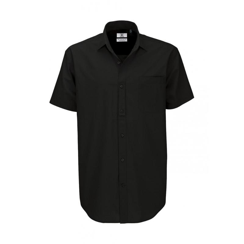 Chemise manches courtes homme Heritage Poplin - Homme