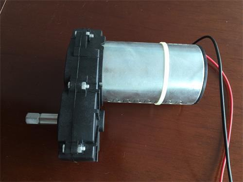 gear motor - right angle gear motor