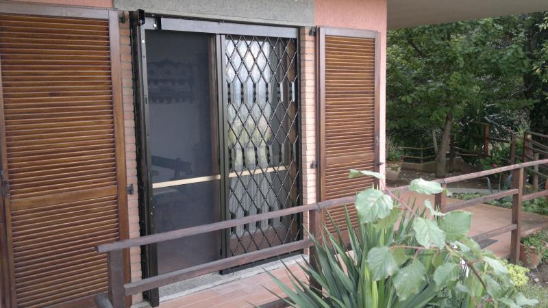 Inferriate aziende - Protezione per finestre ...