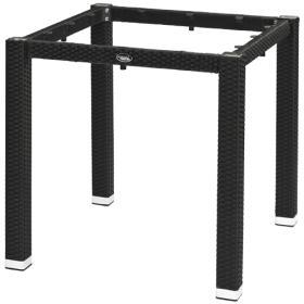 Tables - Lexus Wicker 80 black