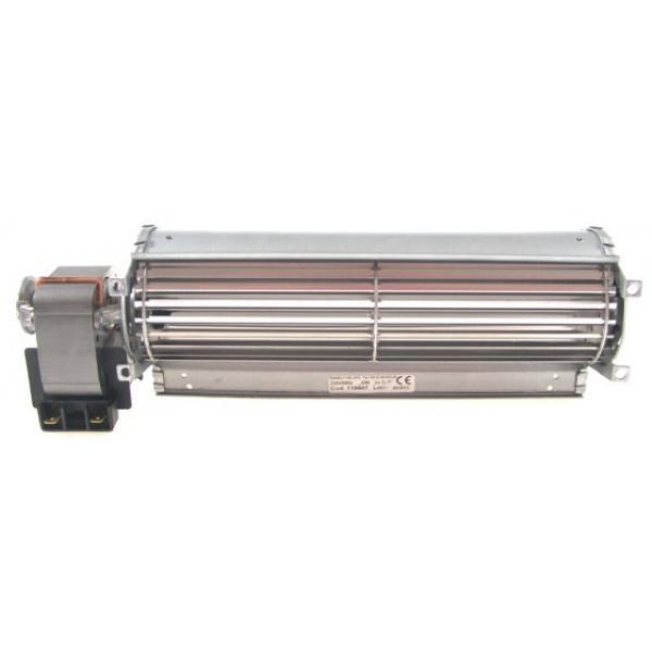 Querstromlüfter, 240x60 mm, 42 W, Motor links - Kälte Motoren & Ventilatoren