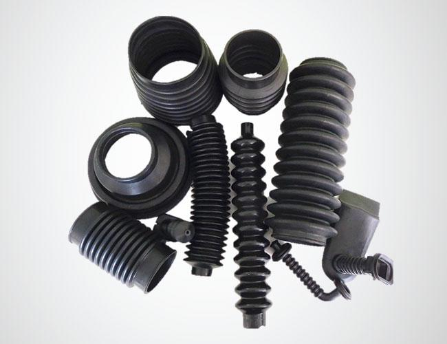 Rubber boots and bellows - Customized Rubber Bellows on demand