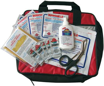 KIT BRULURES PREMIERS SECOURS - null