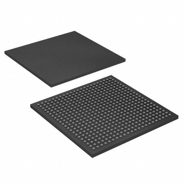 IC FPGA SOC 50K LUT 484FBGA - Microsemi Corporation M2S050-FGG484I