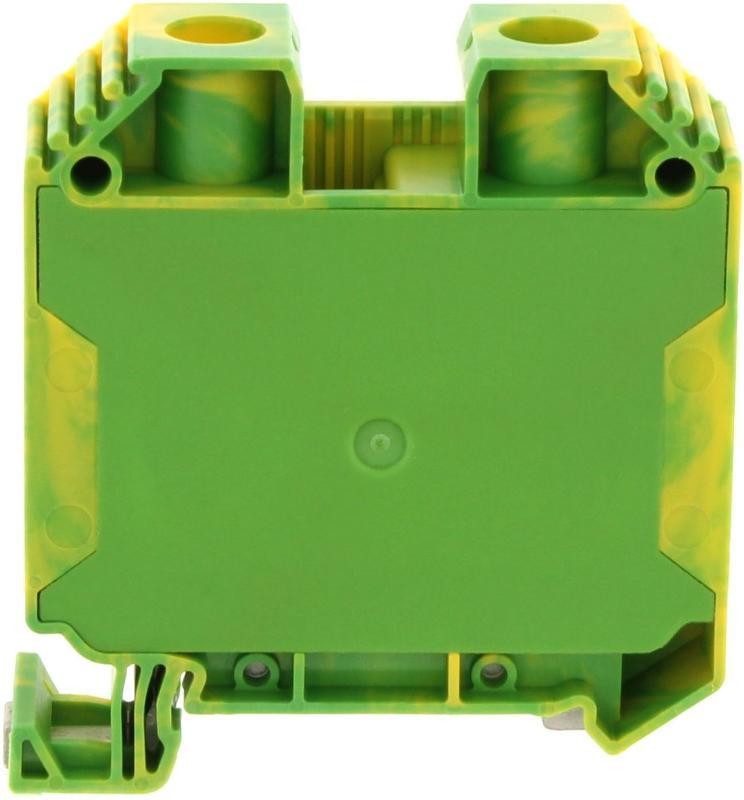 SSL 35/2A GNYE |Schutzleiterklemme - null