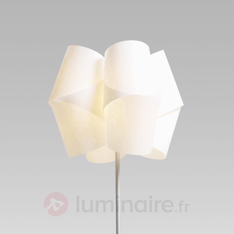 Lampadaire Julii avec pied en aluminium - Lampadaires design