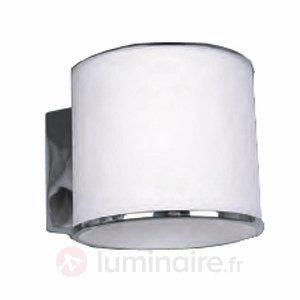 Applique intemporelle ZULA - Appliques chromées/nickel/inox