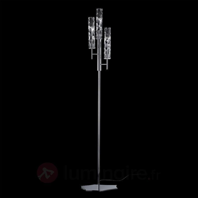Lampe à poser design Bamboo moderne - Lampadaires design