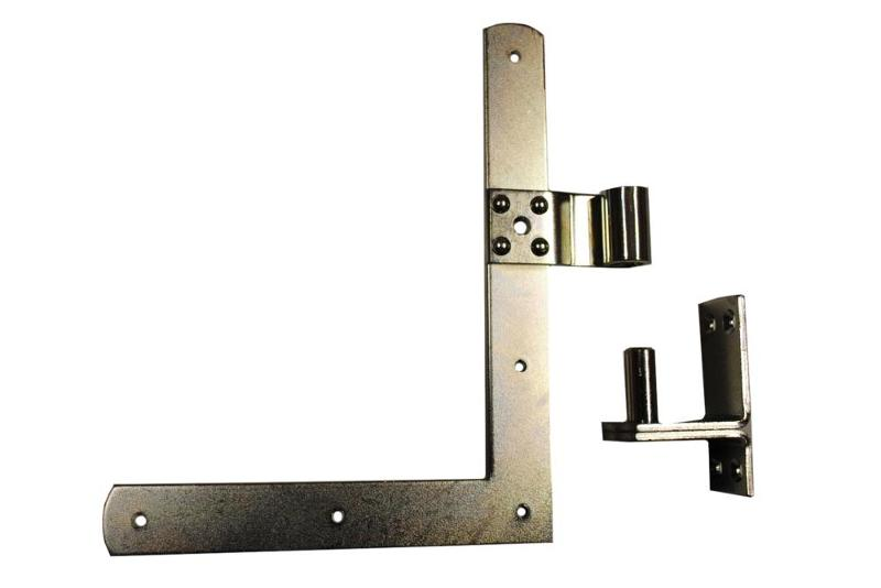 Angle hinge for shutters RETRO [ZK 250mm] - Furniture and hinges