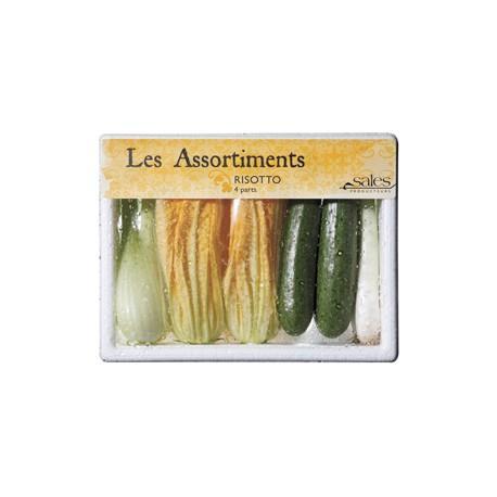 Grossiste mini-légumes  - Rungis
