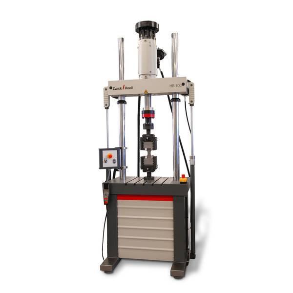 Máquina de prueba de fatiga - HB (50 - 2500 kN, 1-100 HZ) - Máquina de prueba de fatiga - HB series (50 - 2500 kN, 1-100 HZ)