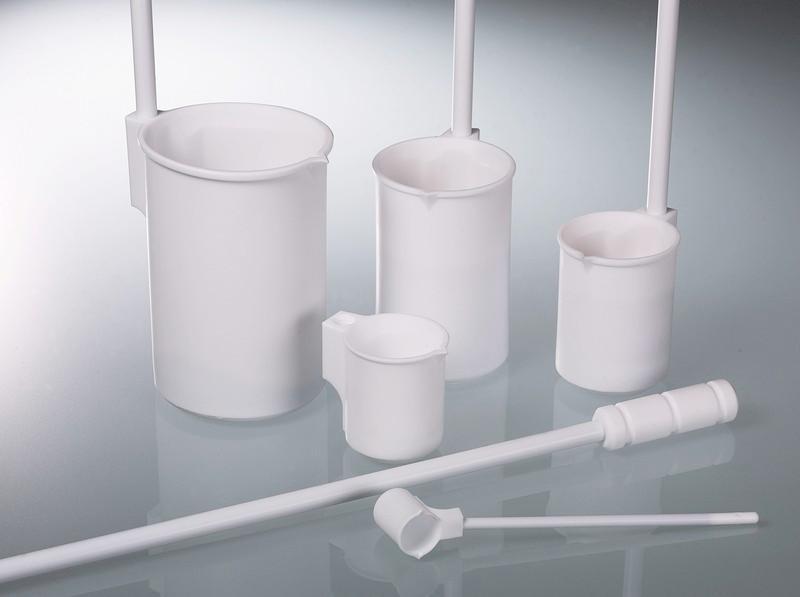 PTFE Scoop - Sampler for liquids