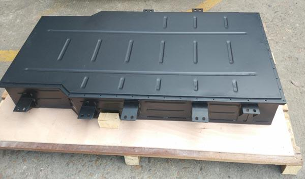 Aluminum alloy power battery tray - New energy automobile light weight power battery box