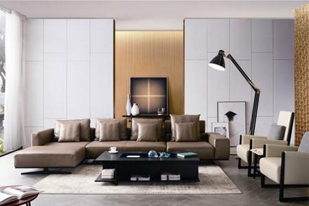 salon sofa / open space sofa - VV CASA (KANBAO FURNITURE) (Booth No. E5E20)