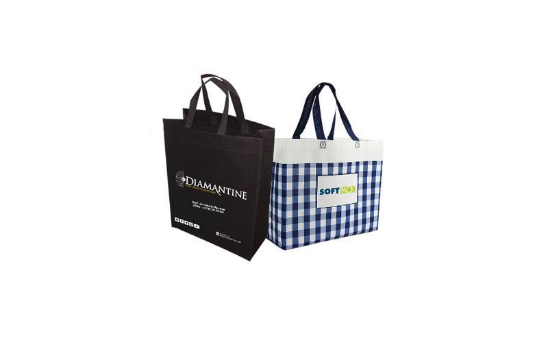 Fabricant de sac non tissé Box - sac packaging non tissé  Spunbond 100% polypropylène