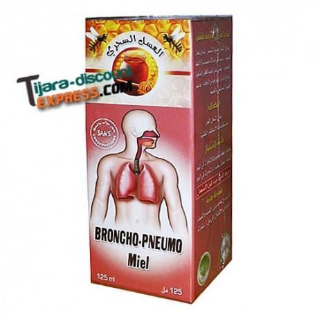 Broncho-pneumo Miel - Sirops naturels