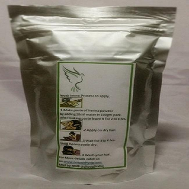 Private labelling service chemical free hair dye  manufactur - hair7862230012018