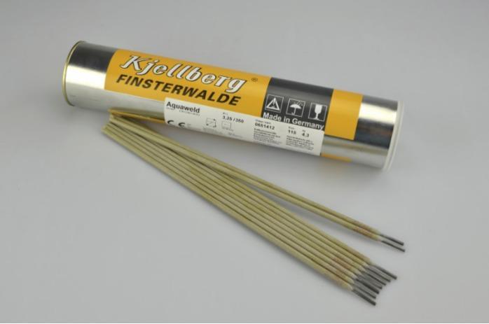 AQUAWELD - Wrapped welding electrode - AQUAWELD