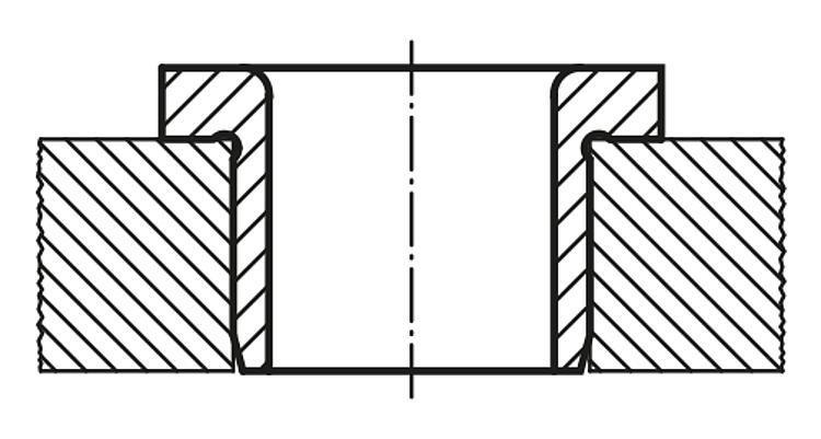 Douille de perçage à collerette DIN 172 - Douilles de perçage