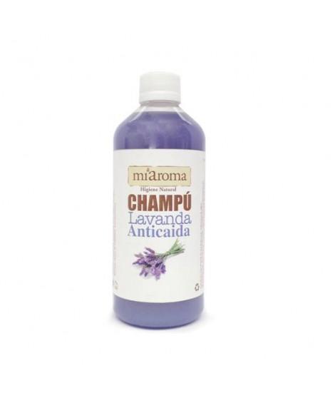 CHAMPÚ LAVANDA ANTICAIDA/RELAJANTE - Champú natural para el cabello de lavanda, relajante y anticaida