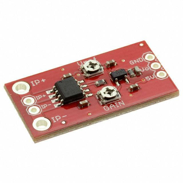 LOW CURRENT SENSOR BREAKOUT - AC - SparkFun Electronics SEN-08883