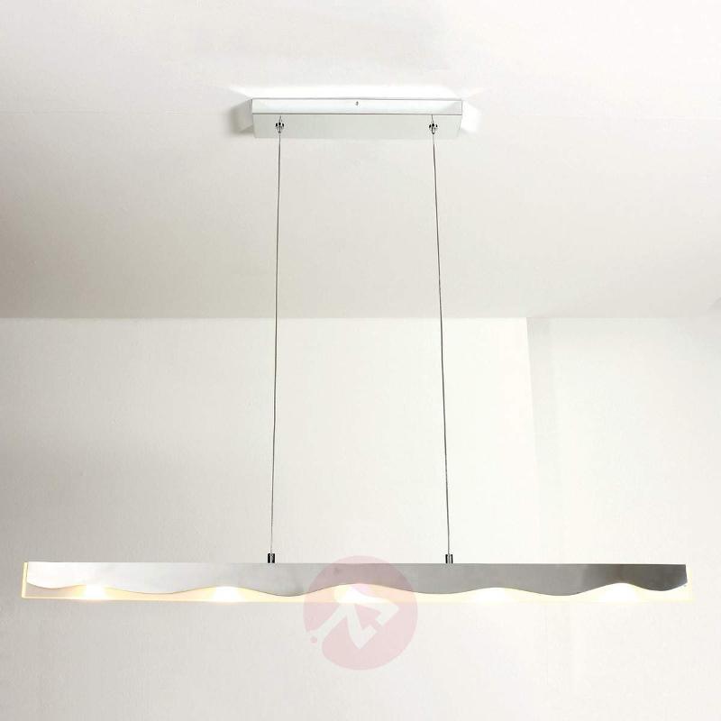 La Mer - Bluetooth-enabled LED hanging lamp - Remote Control Lighting