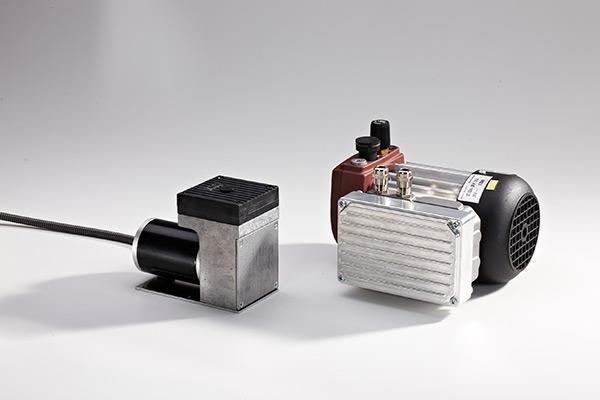Vacuum Pumps, Blowers and Ejectors - Vacuum Pump VP-TF