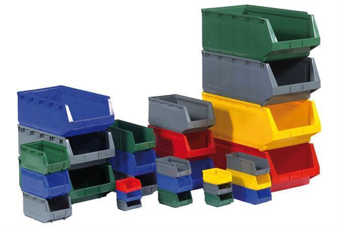 Bacs plastiques à bec - PB-S-2003