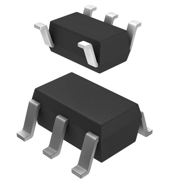 IC REG LINEAR 3.3V 300MA SOT23-5 - Diodes Incorporated AP2127K-3.3TRG1