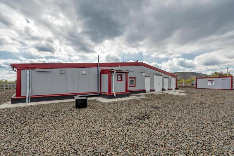 Prefabricated Building - null