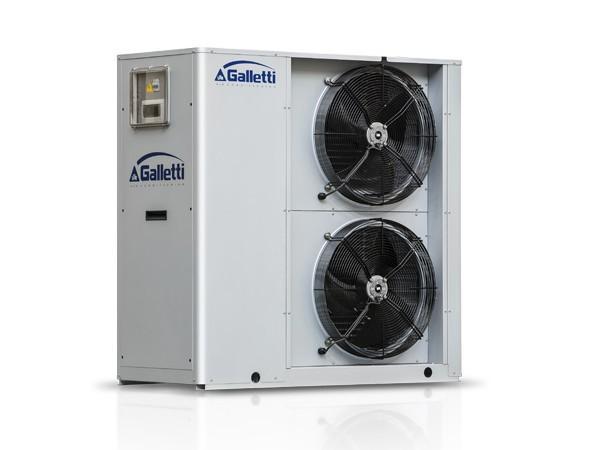 Chiller e pompe di calore MPIDC - MPIDC 8 - 29 kW