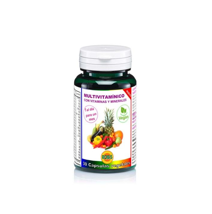 Vegan Multivitaminic - COMPLEMENT FOR THE NUTRITIONAL DEFECTS